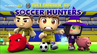 Pasquier, con Soccer Hunters