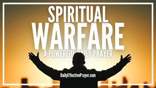 Prayer Of Spiritual Warfare | Powerful Prayers For Spiritual A…
