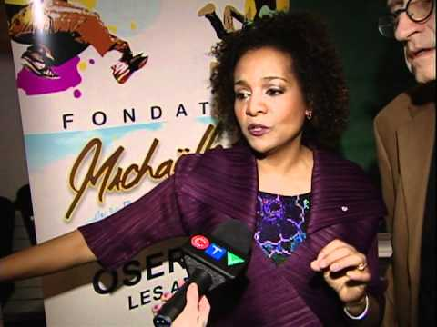 Michaelle Jean Foundation in Action - CTV Interview!