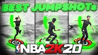 THESE NEW JUMPSHOTS WILL TURN YOU INTO A GOD! BEST NEW JUMPSHOTS IN NBA 2K20! NEVER MISS AGAIN!
