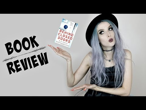Book Review + Discussion | Behind Closed Doors