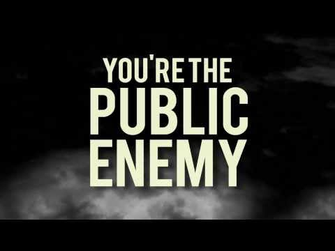 Zebrahead - Public Enemy Number One - Official Lyric Video mp3