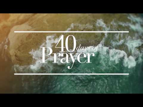 40 Days of Prayer | Elementary Lesson 5 from YouTube · Duration:  13 minutes 27 seconds