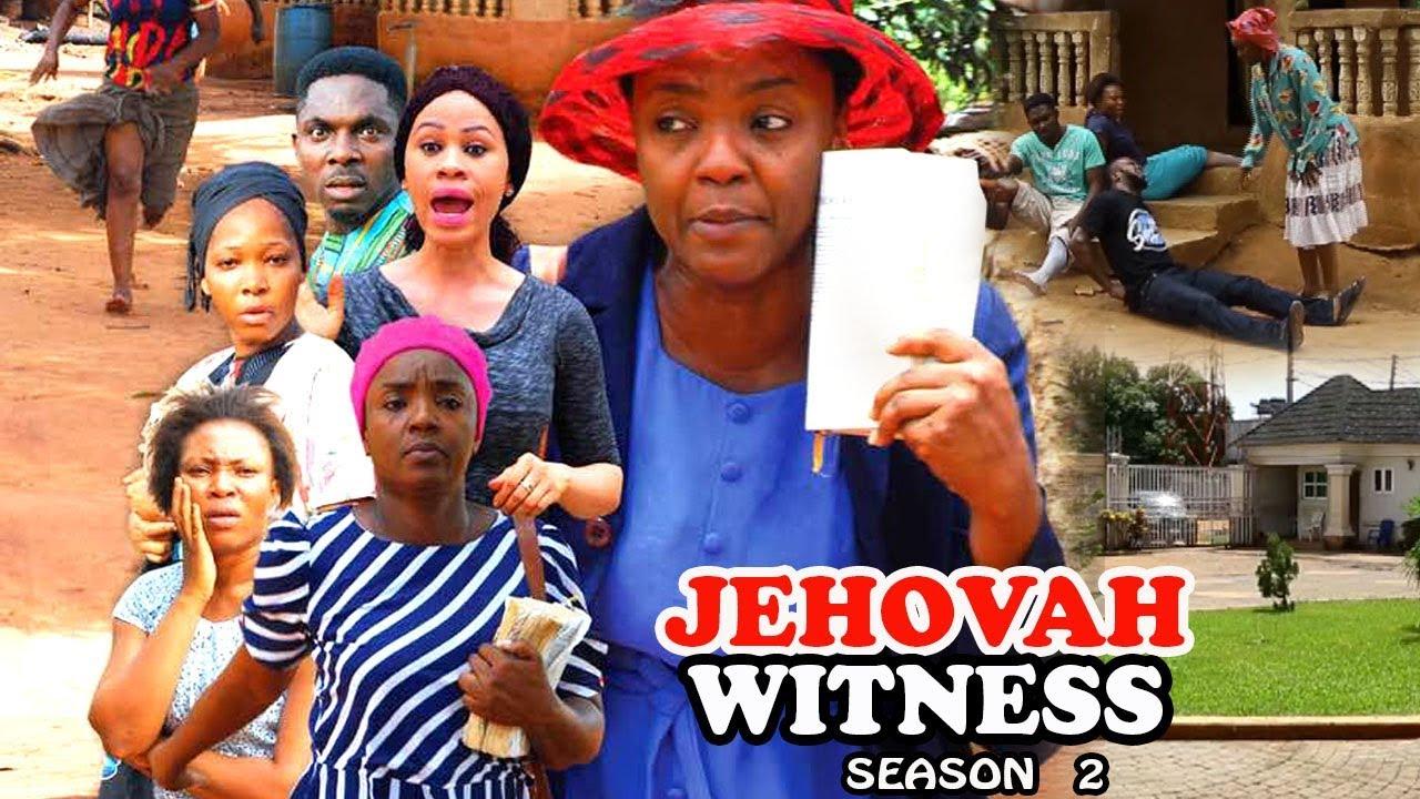 Download Jehovah Witness Season 4 - Chioma Chukwuka 2017 Latest Nigerian Nollywood Movie