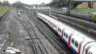 London Underground ロンドン地下鉄ピカデリー線1973形