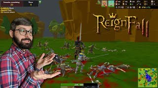 Reignfall Review (Video Game Video Review)