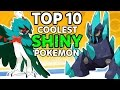 Top 10 Coolest Shiny Pokemon to Hunt in Pokemon Sun and Moon (and How to Get Them)