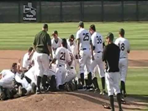 2012 La Verne Baseball SCIAC Champs