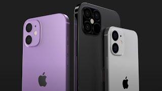 Презентация Apple 2020: iPhone 12, iPad Air 4, AirPods Studio и другие слухи!