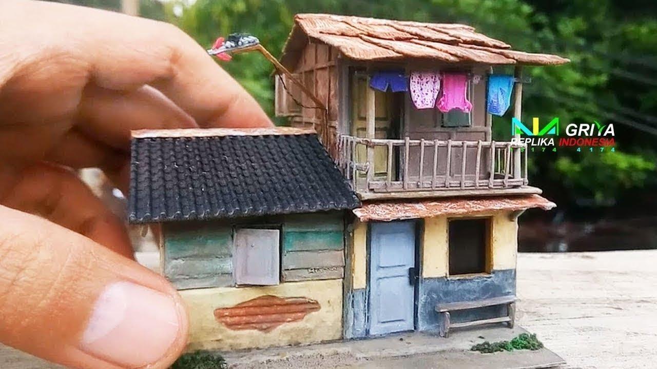 fantastic diy realistic dirty house miniature diorama scenic 87scale youtube. Black Bedroom Furniture Sets. Home Design Ideas