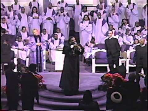 "Bishop James H. Morton - ""Get Over It"""