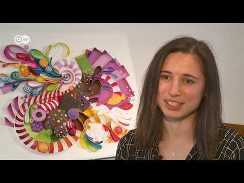 The paper art of Yulia Brodskaya   All media content   DW   21 04 2018