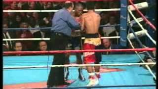 AGAPITO SANCHEZ vs  MANNY PACQUIAO - 2001