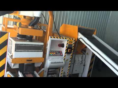 CABLE BREAKING MACHINE, JORDAN PLANT