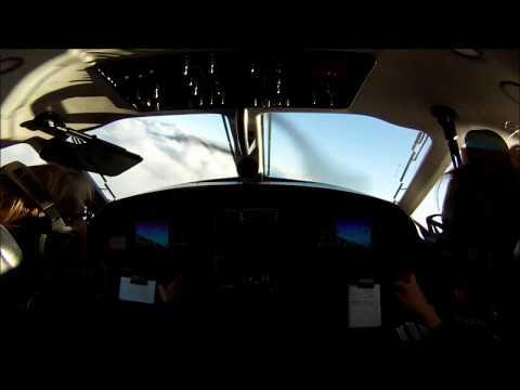 Departing Truckee Tahoe Airport 11/10/2017
