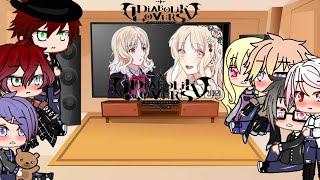 Diabolik lovers reaccionan a Yui |P.1|