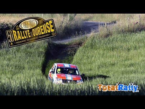 Rally de Ourense 2017 - TotalRally [HD]