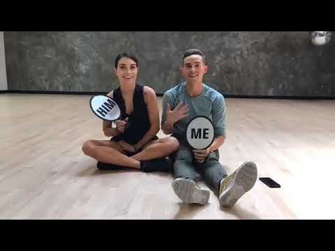 Jenna Johnson & Adam Rippon - Him Or Her - DWTS S26 (Part One)