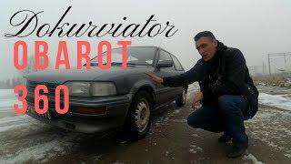 Obrót 360 przednim napędem ABAROT-Trening z Dokurviatorem