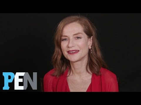 Oscar Nominated Isabelle Huppert's No-Snack Rule For Watching Movies | PEN | Entertainment Weekly