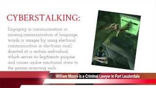 Stalking, Cyber-Stalking, Restraining Orders and Related Court Remedies
