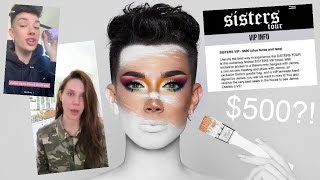 """Is James Charles CANCELLED for this """"SCAM""""...?"""