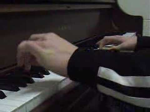 """""""Konstantine"""" by Something Corporate on Piano FULL SONG"""