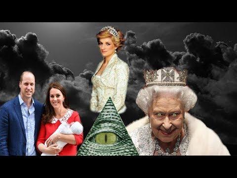 Siniestros secretos de la familia real inglesa
