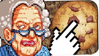 COOKIE CLICKER - Ne RICHTIG GEILE OMA! ★ Let's Play Cookie Clicker