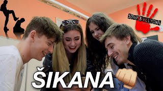 ŠIKANA / BULLYING || Anna Šulcová (short movie)