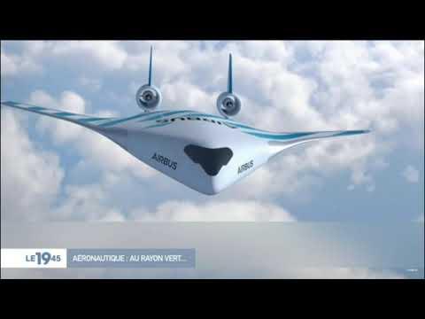 """Comment faire un avion """"zéro carbone"""" dès 2035 ?"""