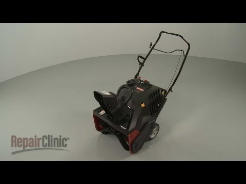Craftsman Snowblower Disassembly