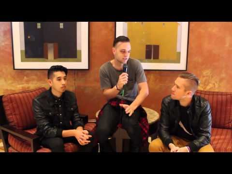 B-Sides On-Air: Sir Sly Interview at SXSW 2014