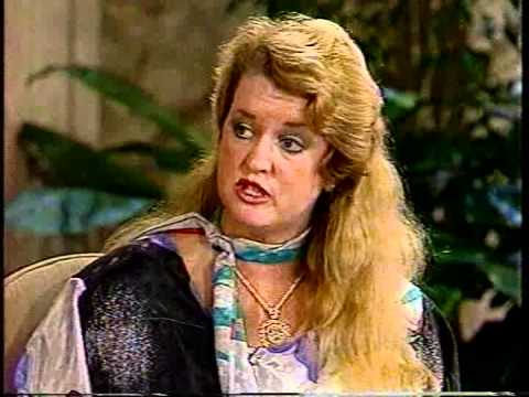Interview With Bette Davis Daughter B D Hyman 1985
