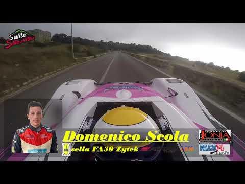 Domenico Scola On Board Camera Erice - Campione CIVM 2017