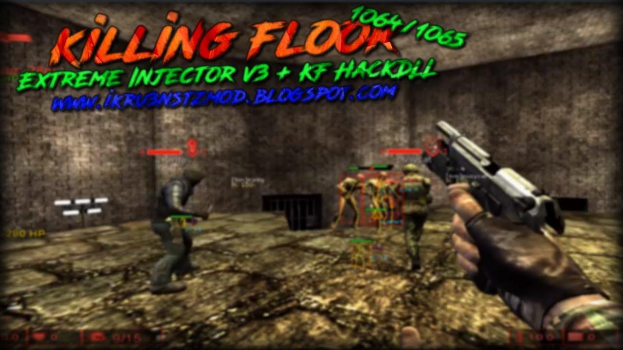 Killing Floor   Extreme Injector V3 + KF HackDLL 1064/1065 (Aimbot,  WallHack, ESP, AutoShot)