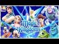Disney Magic Kingdoms App Gameplay