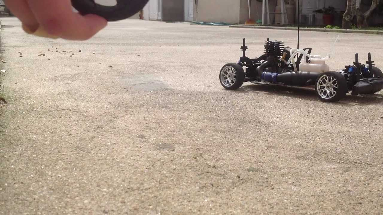 Lamborghini Reventon R C Planeta Deagostini A Mostra Lo A Andar
