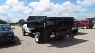 RAM 5500 DUMP TRUCK Chassis Cab Test Drive -- Bob Giles NewCarNews.TV with Steve Purdy
