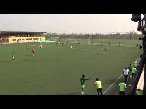 Wafa SC vs Aduana Stars Highlights - 2016/17 Ghana Premier League (25/02/17)