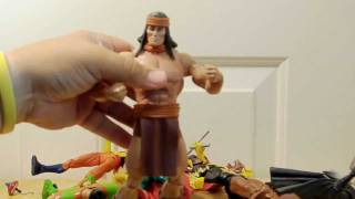 DC Classics APACHE CHIEF wave 18 complete set.