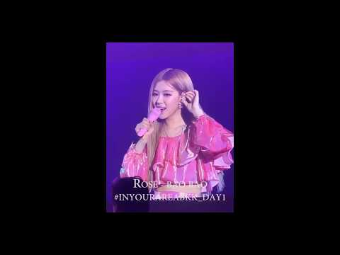 #BLACKPINK #ROSÉ - เบาเบา (BAO BAO) Thai Song