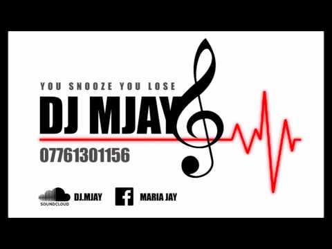 DJ MJay - Nanahee Mix! Brazil Radio - dnbradio.br