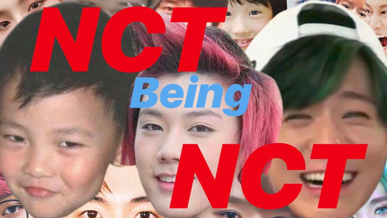 this video will make you fall in love with all 18 nct members