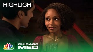 My Lips Are Burning - Chicago Med