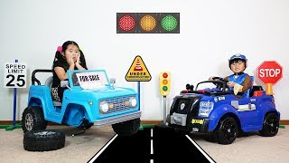 Paw Patrol Chase Police Car Ride-On Toy Pretend Play to the Rescue!