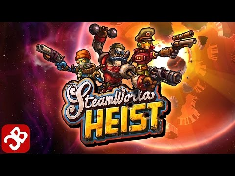 SteamWorld Heist (By Image & Form International AB) - iOS / Android - Gameplay Video
