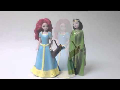Купить куклу hasbro disney princess b5301 принцесса мерида в юбке с проявляющимся принтом по низкой цене в интернет-магазине toy. Ru.