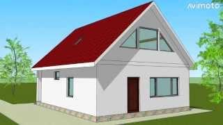 Построить Каркасный дом в Севастополе Крым(, 2015-01-23T03:46:51.000Z)