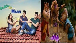 Buddhu Sa Mann - Kapoor & Sons   Sidharth   Alia   Faw♥‿♥Chipmunk Version♥‿♥